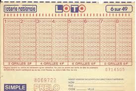 bulletin loto